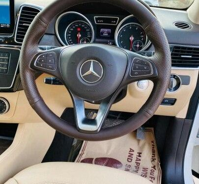 Used Mercedes-Benz GLE 2016 AT for sale in New Delhi -1
