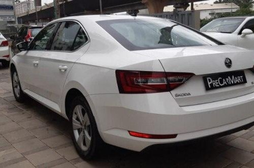 Used 2017 Skoda Superb MT for sale in Bangalore