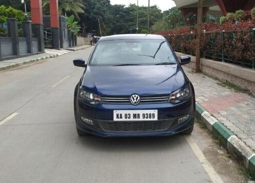 Used 2013 Volkswagen Polo MT for sale in Bangalore