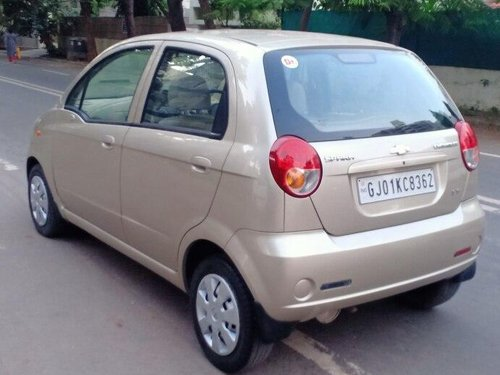 Used 2010 Chevrolet Spark MT for sale in Ahmedabad