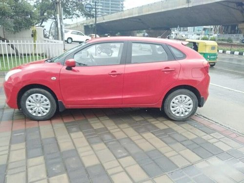 Maruti Suzuki Baleno Sigma 2016 MT for sale in Bangalore