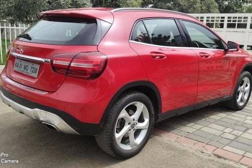 Used 2017 Mercedes Benz GLA Class AT for sale in Bangalore