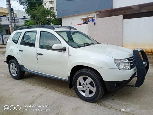 Used Renault Duster 2012 MT for sale in Hyderabad