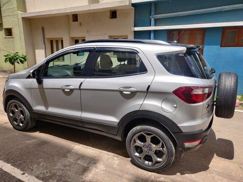 2019 Ford EcoSport Ecosport S Diesel MT for sale in Bangalore