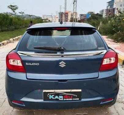 Used 2018 Maruti Suzuki Baleno Zeta AT for sale in Hyderabad