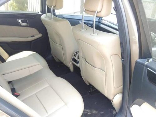 Used 2013 Mercedes Benz E Class AT for sale in Jaipur