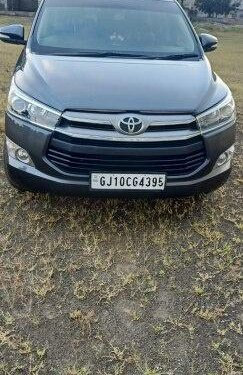 Used Toyota Innova Crysta 2016 MT for sale in Rajkot