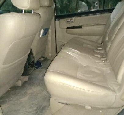 Used 2014 Toyota Fortuner MT for sale in Agra