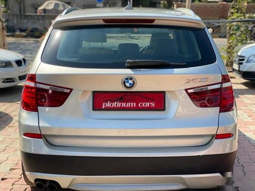 Used BMW X3 xDrive30d 2013 AT for sale in Ahmedabad