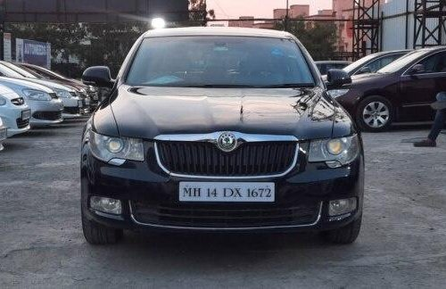 Skoda Superb Elegance 1.8 TSI AT 2013 AT for sale in Pune
