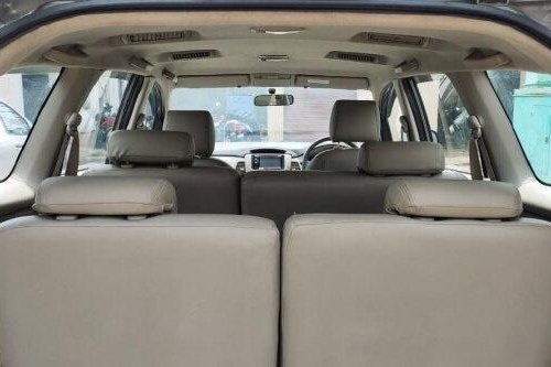 Used Toyota Innova 2.5 GX 2012 MT for sale in Bangalore