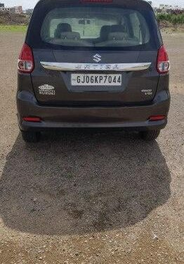 Used 2017 Maruti Suzuki Ertiga VDI MT for sale in Rajkot