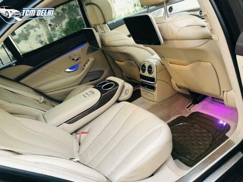 Used 2017 Mercedes Benz S Class AT for sale in New Delhi