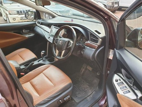 Toyota Innova Crysta 2.8 ZX AT 2016 AT for sale in Mumbai