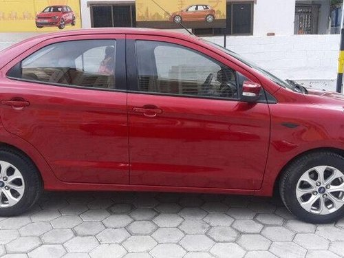 Used Ford Aspire Titanium 2017 MT for sale in Chennai
