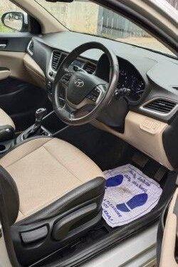 Used 2017 Hyundai Verna AT for sale in Bangalore