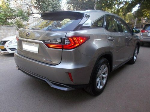 Used Lexus RX 450h Luxury 2016 AT for sale in Bangalore