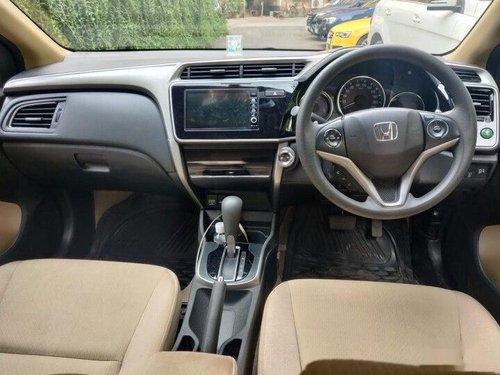 Used Honda City V AT 2017 AT for sale in Mumbai