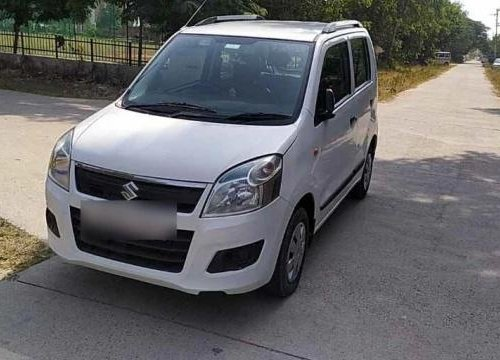 Used 2013 Maruti Suzuki Wagon R LXI MT for sale in Faridabad