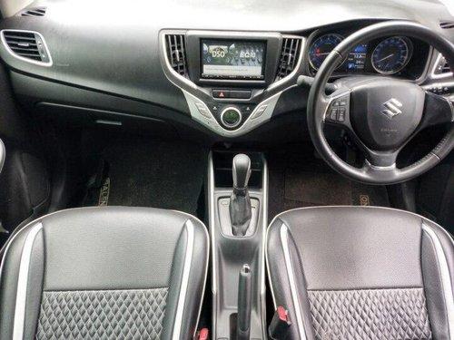 Used 2017 Maruti Suzuki Baleno AT for sale in Chennai