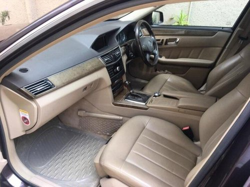 Used Mercedes Benz E Class 2011 AT for sale in New Delhi