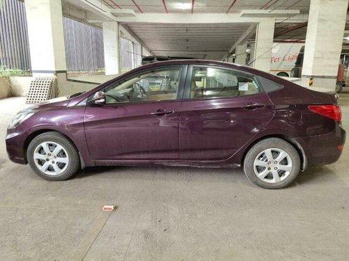 Used Hyundai Verna S 2012 MT for sale in Mumbai