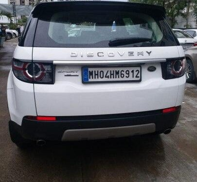 Used Land Rover Discovery Sport SD4 HSE Luxury 2016 AT for sale in Pune