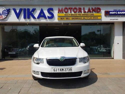 Used 2011 Skoda Superb MT for sale in Ahmedabad