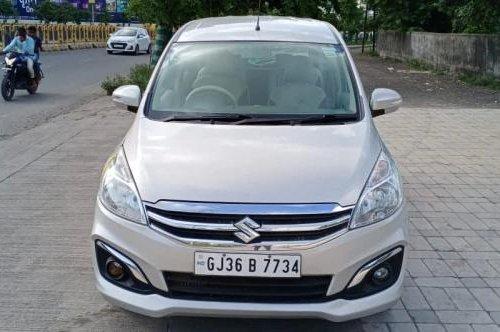 Maruti Suzuki Ertiga ZDI Plus 2017 MT for sale in Rajkot