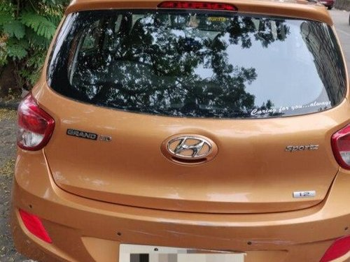 Used Hyundai Grand i10 2014 MT for sale in Mumbai-1