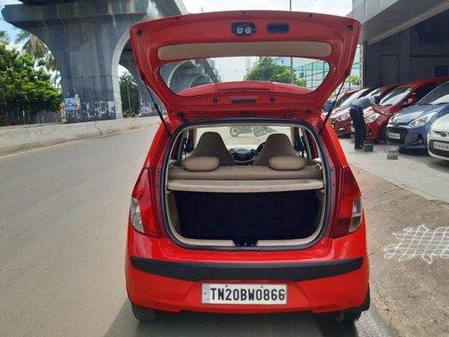 Used Hyundai i10 Sportz 1.1L 2009 MT for sale in Chennai