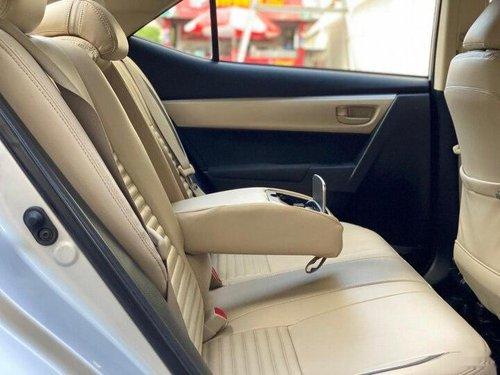 Used Toyota Corolla Altis 1.8 J 2015 MT for sale in Kolkata