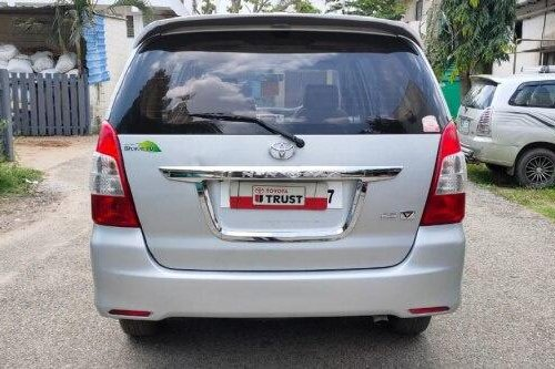 Used Toyota Innova 2.5 VX 2013 MT for sale in Bangalore