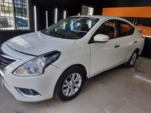 Used Nissan Sunny XV D 2015 MT for sale in Vadodara