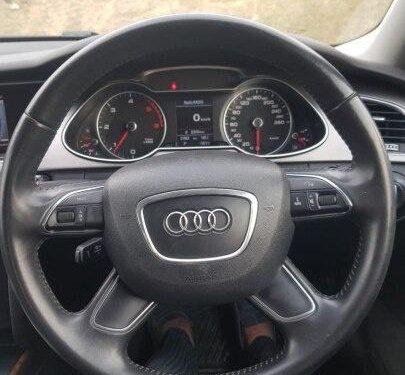 Audi A4 2.0 TDI 177 Bhp Premium Plus 2012 AT for sale in New Delhi