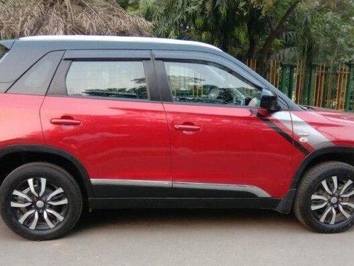 Maruti Suzuki Vitara Brezza VDi 2018 MT for sale in Agra