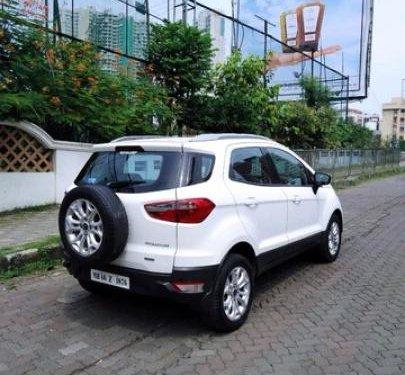 Ford EcoSport 1.0 Ecoboost Titanium 2014 MT for sale in Mumbai