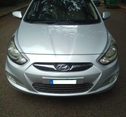 Used Hyundai Verna 1.6 SX 2014 MT for sale in Bangalore -9