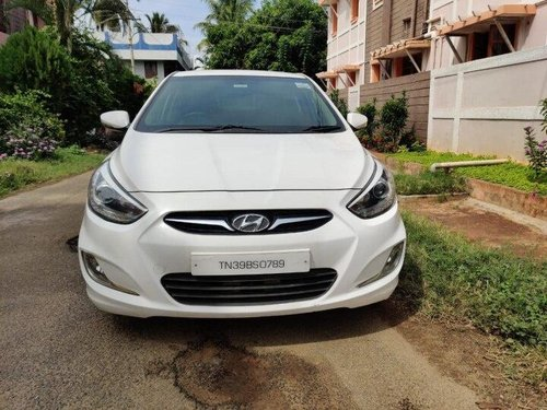 Used 2015 Hyundai Verna 1.6 SX AT for sale in Coimbatore