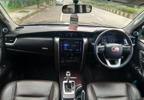 Used 2017 Toyota Fortuner AT for sale in Mumbai