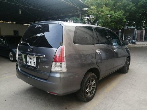 Used Toyota Innova 2.5 G 2011 MT for sale in Chennai