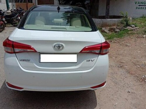 Used Toyota Yaris V CVT 2019 AT for sale in Bangalore