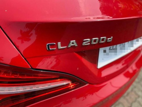 Used 2017 Mercedes Benz CLA AT for sale in Mumbai