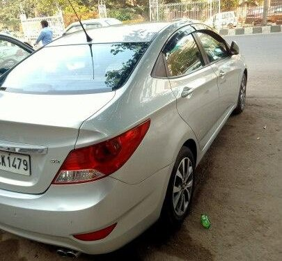 Used 2015 Hyundai Verna MT for sale in New Delhi-8