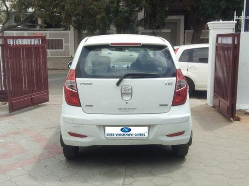Used Hyundai i10 2011 AT for sale in Coimbatore