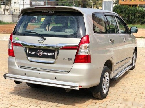 Used Toyota Innova 2015 MT for sale in Bangalore
