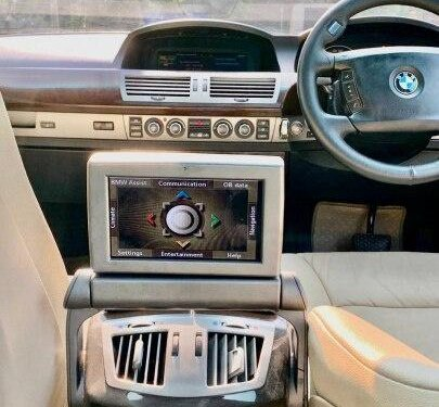 Used 2008 BMW 7 Series AT for sale in New Delhi