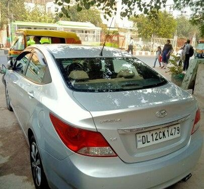 Used 2015 Hyundai Verna MT for sale in New Delhi-6