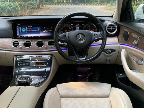 Used Mercedes-Benz E-Class 2017 AT for sale in New Delhi