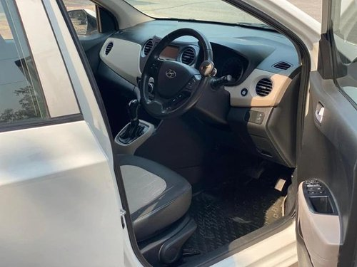 Used 2017 Hyundai Grand i10 AT for sale in New Delhi